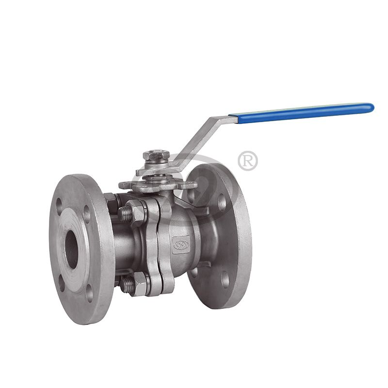 2-PC Flanged Ball Valve (Full Bore PN16)