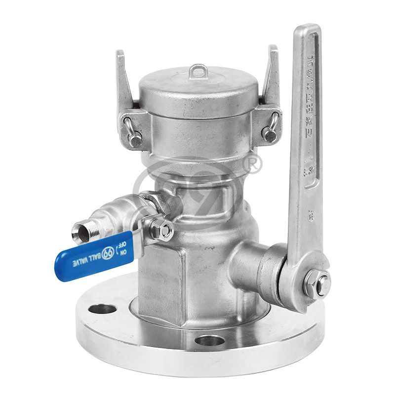 Tank Lorry Ball Valve Series 2 (PN25)