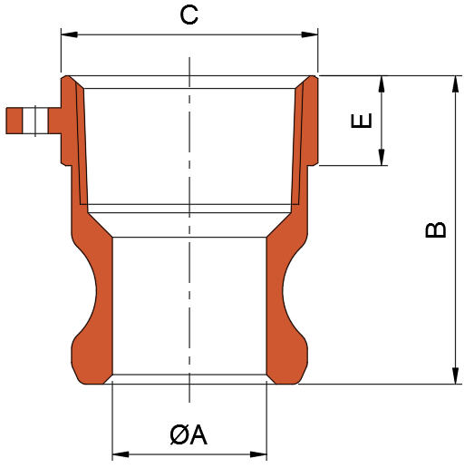 Quick Couplings (Type A/QA)