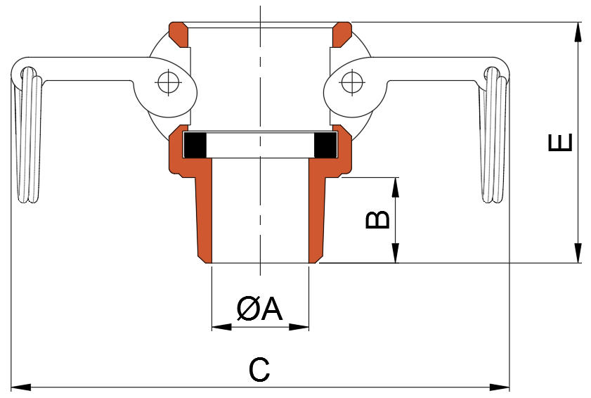 Quick Couplings (Type B/QB)